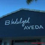 Indulging at the B Indulged AVEDA Spa