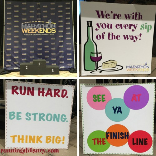 Waldorf-Astoria-Orlando-Marathon-Weekends-Signs