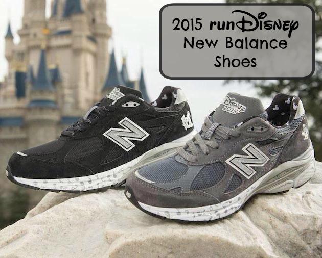 2015 runDisney New Balance Shoes