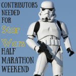 Contributors Needed for Star Wars Half Marathon Weekend