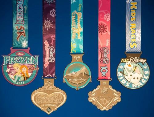 2015-Princess-Half-Marathon-Medals
