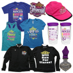 2015 Princess Weekend Merchandise & runDisney New Balance Shoes