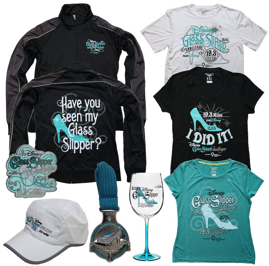 2015 Princess Weekend Merchandise & runDisney New Balance ...