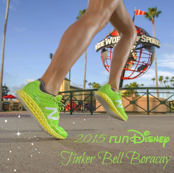 Tinker Bell Half Marathon Weekend Running At Disney