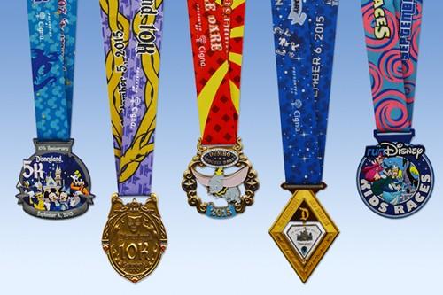 2015-Disneyland-Half-Marathon-Medals