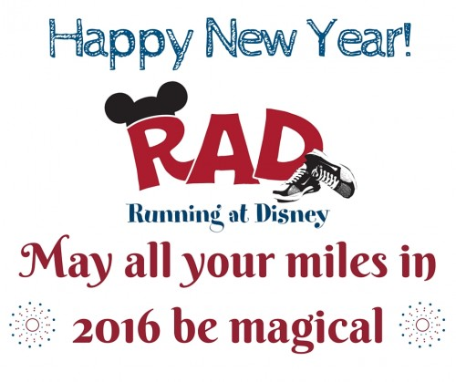 2016 Happy New Year RAD