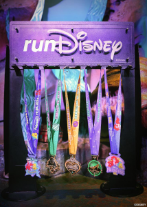 2016 Medals Photo: runDisney