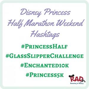 PrincessHalf Hashtags