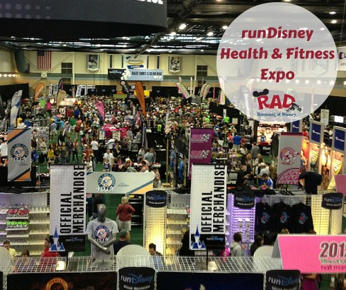 runDisney Health & Fitness Expo