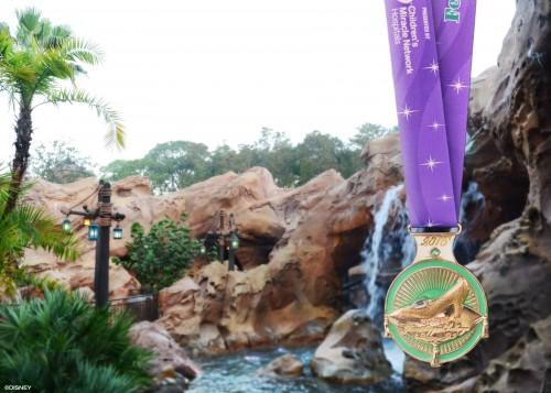 2016 Glass Slipper Challenge Medal