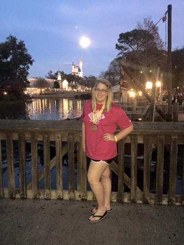 2016-Princess-Half-Castle Medal Pic
