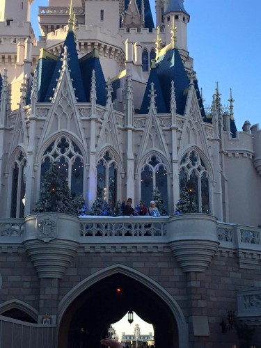 2016-Princess-Half-Castle with Frozen Characters