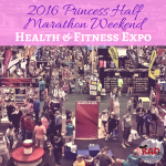 2016 Princess Half Marathon Weekend Health & Fitness Expo