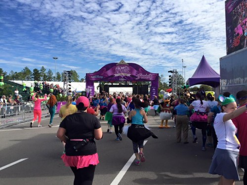 2016-Princess-Half-Finish Line