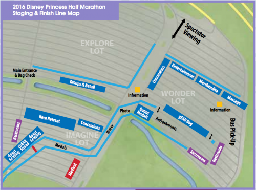 2016-Princess-Half-Marathon-Staging-Area