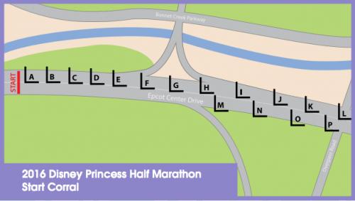 2016-Princess-Half-Marathon-Start-Corrals