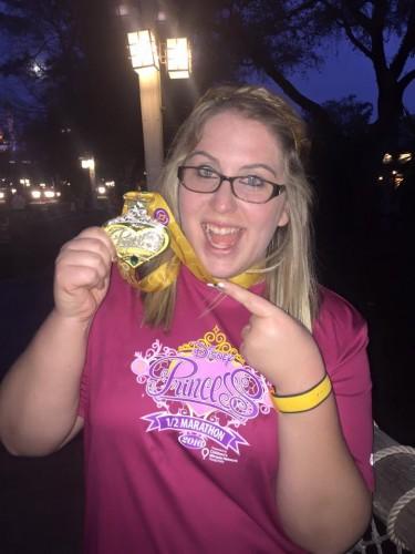 2016-Princess-Half-Medal Pic