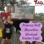 A Princess Half Marathon Weekend Easter Egg!
