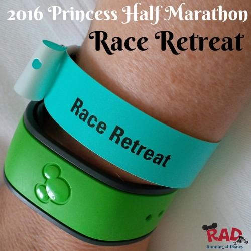 2016 Princess Half Marathon Race-Retreat