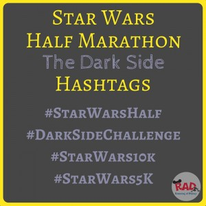 Star Wars Dark Side Hashtags