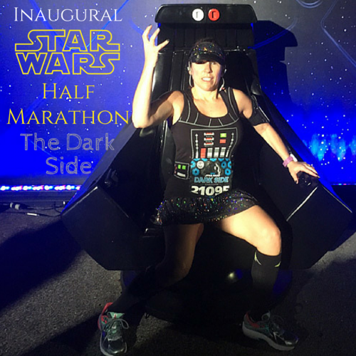 Inaugural Star Wars Dark Side Half Marathon