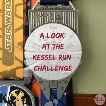Kessel Run Challenge