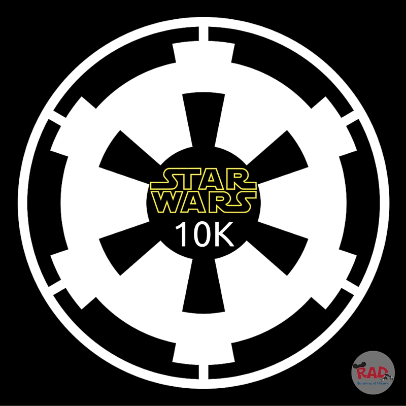 Star Wars 10k The Dark Side Running At Disney