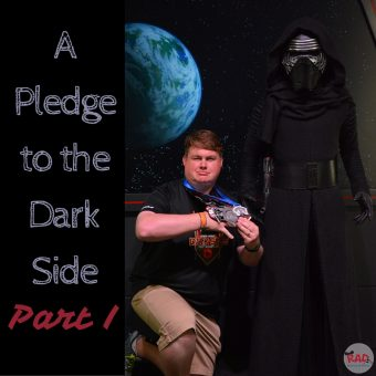 A Pledge to the Dark Side